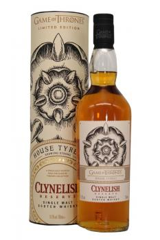 Clynelish Reserve House Tyrell - Game of Thrones 51,2%  0,7 l