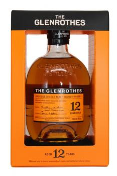 Glenrothes 12 Jahre 0,7 l